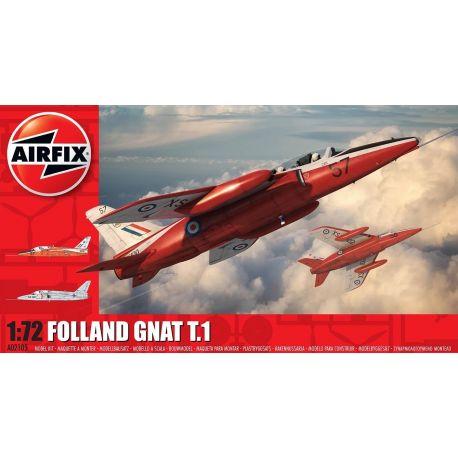 AIRFIX A02105 Folland Gnat T.1 1/72
