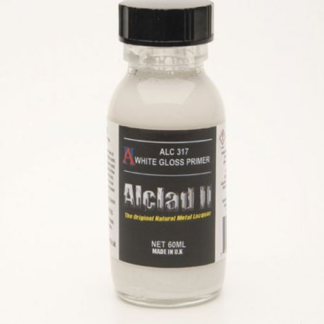 Alclad ALC317 White Gloss primer- 60ml