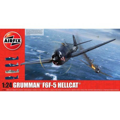 AIRFIX A19004 Grumman F6F-5 Hellcat 1/24