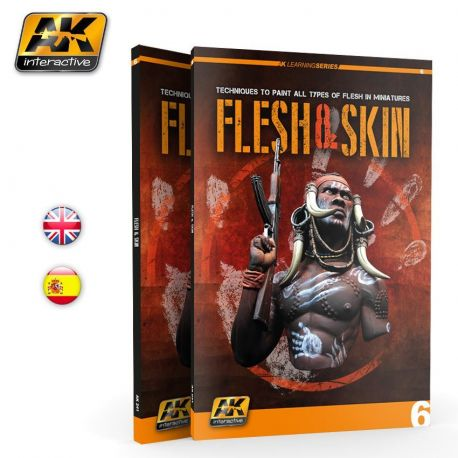 AK INTERACTIVE -FLESH & SKIN. LEARNING SERIES 06