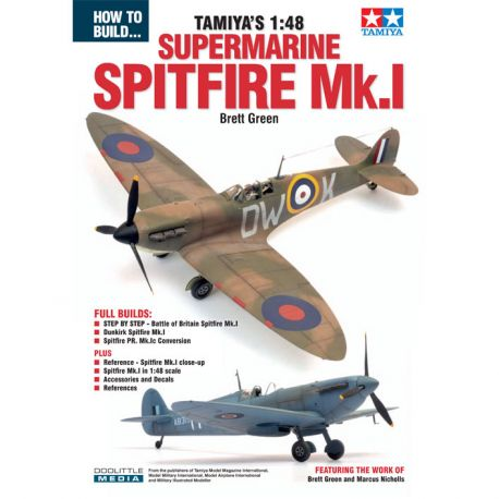 HOW TO BUILD TAMIYA'S 1:48 SUPERMARINE SPITFIRE MK.I