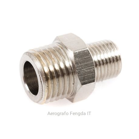 Adaptor Nipple BD-A2 male 1/8""