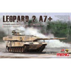 MENG MODEL TS042 German Main Battle Tank Leopard 2 A7+
