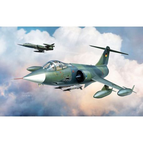 KINETIC 48083 F-104G STARFIGHTER Luftwaffe 1/48