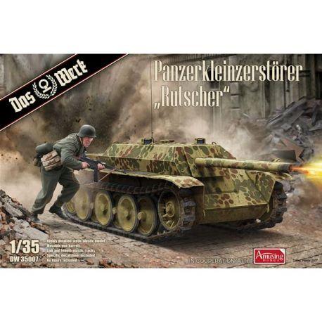 """DAS WERK 35007 Panzerkleinzerstörer """"Rutscher"""" 1/35"""
