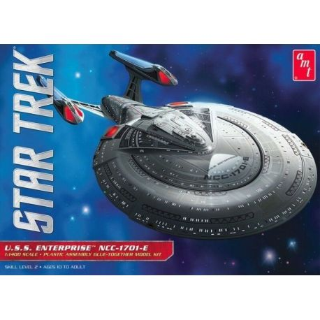 AMT 853 STAR TREK USS ENTERPRISE 1701-E ( 45cm)