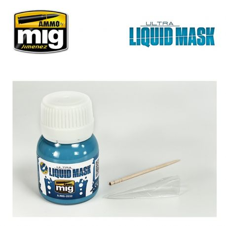 Ammo of Mig ULTRA LIQUID MASK 40ml