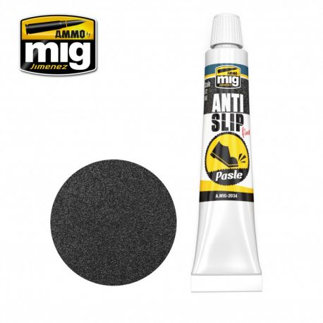 Ammo of Mig ANTI-SLIP PASTE - SAND COLOR FOR 1/35
