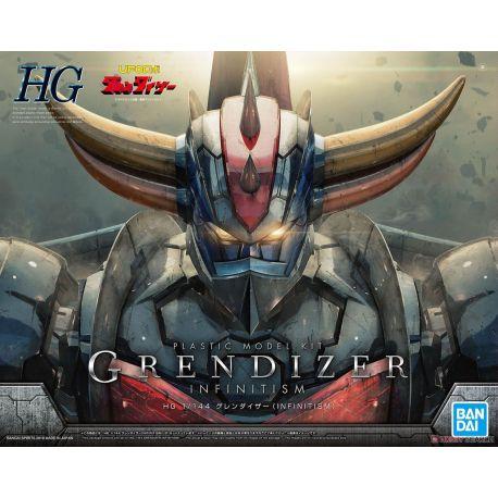 BANDAI 5057607 HG GRENDIZER INFINITISM GOLDRAKE 1/144