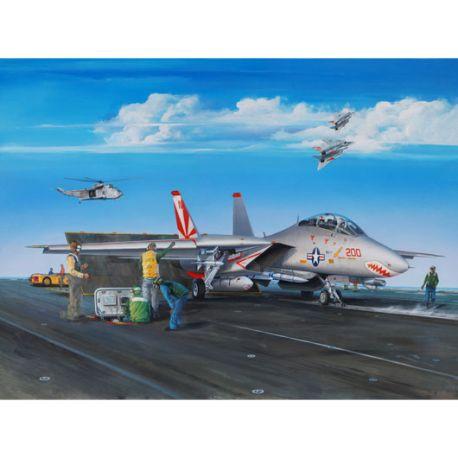 TRUMPETER 03201 F-14A Tomcat 1/32