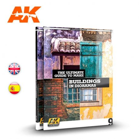 AK INTERACTIVE THE ULTIMATE GUIDE TO MAKE BUILDINGS IN DIORAMAS – LEARNING 9