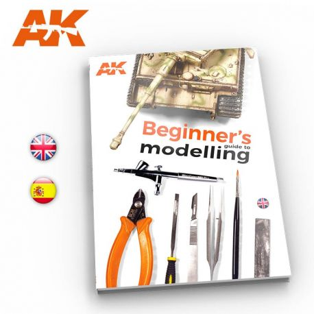 AK INTERACTIVE - BEGINNER'S GUIDE TO MODELLING