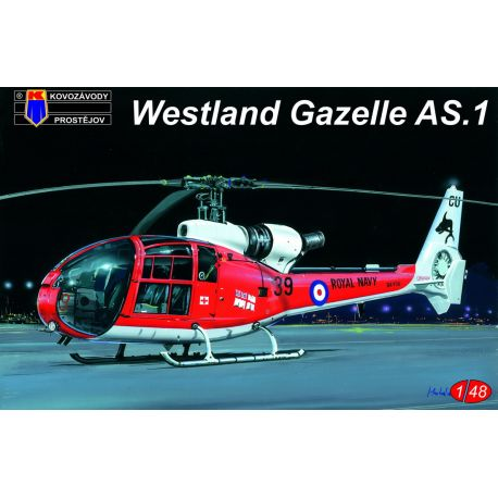 Westland Gazelle AS.1 Royal Navy 1/48