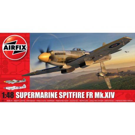Airfix A05135 Supermarine Spitfire FR Mk.XIV 1/48