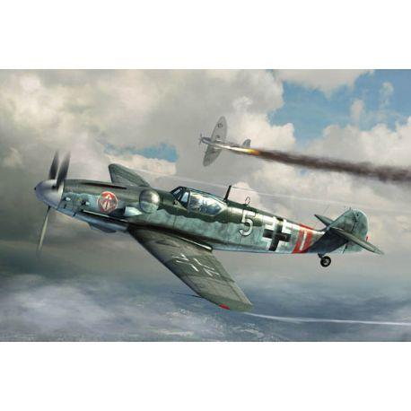 Trumpeter 02297 Messerschmitt Bf 109G-6(Late) 1/32
