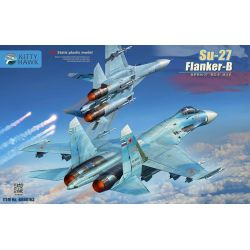 KITTY HAWK 80163 Su-27 Flanker-B 1/48