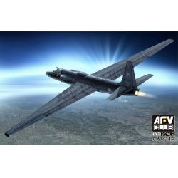 AFV CLUB AR48114 Lockheed U-2C Dragon Lady Early/Late model 1/48
