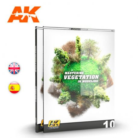 AK INTERACTIVE- MASTERING VEGETATION IN MODELING- LEARNING 10