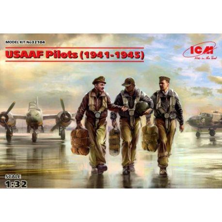 ICM 32104 USAAF Pilots (1941-1945)