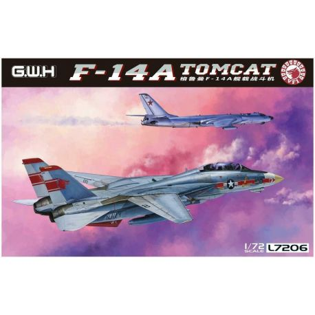 Great Wall Hobby L7206 F-14A Tomcat 1/72