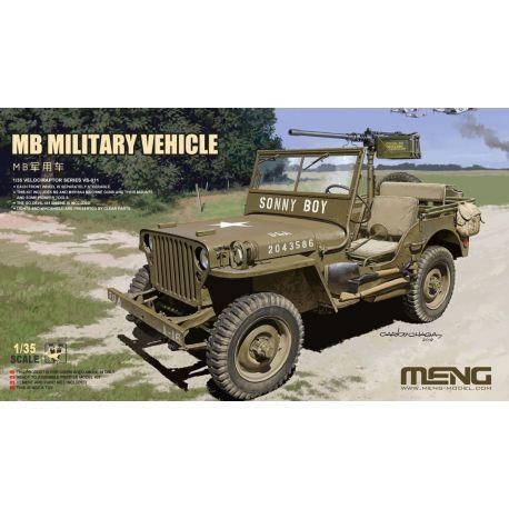 MENG MODEL VS011 MB military vehicle 1/35