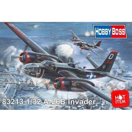 HOBBY BOSS 83213 A-26B Invader 1/32