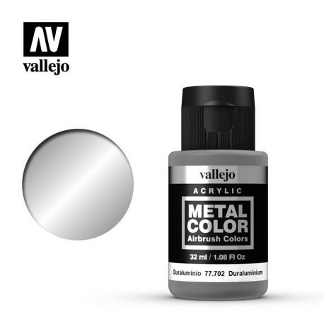 VALLEJO METAL COLOR 77702- DURALUMINIUM