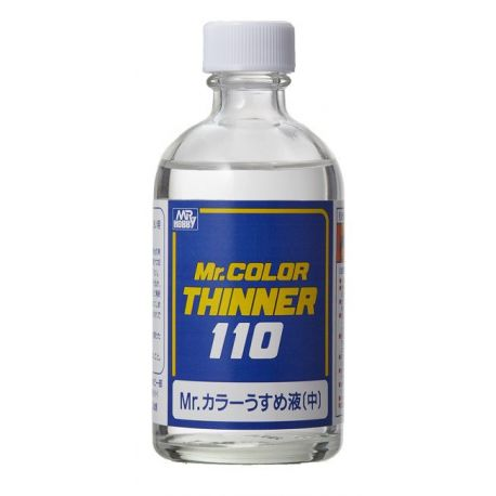 MR COLOR THINNER, 110ml
