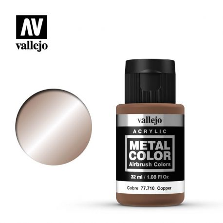 VALLEJO METAL COLOR 77710- COPPER (rame)