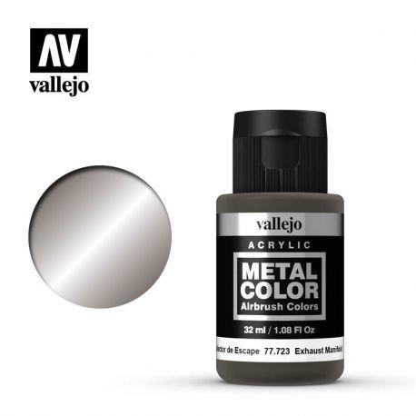 VALLEJO METAL COLOR 77723- EXHAUST MANIFOLD