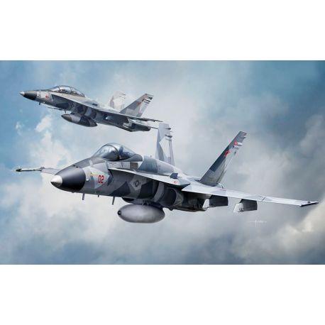 KINETIC 48088 F/A-18A/D VFC-112 Aggressor 1/48
