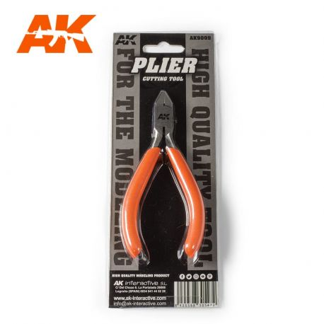 AK INTERACTIVE 9009-PLIER CUTTING TOOL