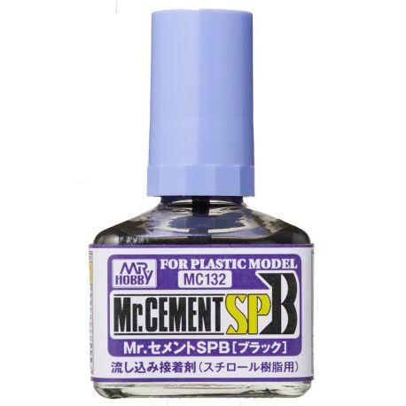 MR.CEMENT SPB (BLACK) 40ml