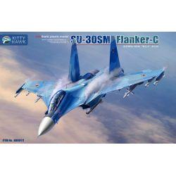 KITTY HAWK 80171 Su-30SM Flanker-H 1/48