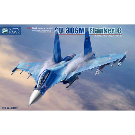 KITTY HAWK 80171 Su-30SM Flanker-H 1/48