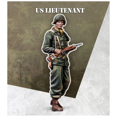 SCALE75- US LIEUTANANT 1/35