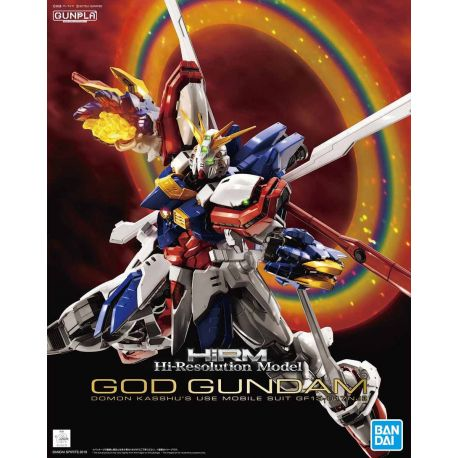 BANDAI MG GUNDAM GOD HI RESOLUTION 1/100