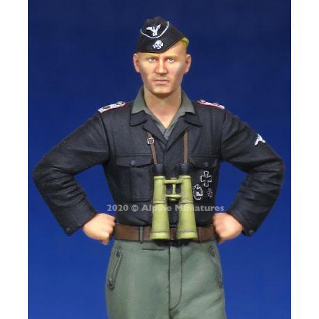 Alpine Miniatures 35272 WSS Panzer Officer