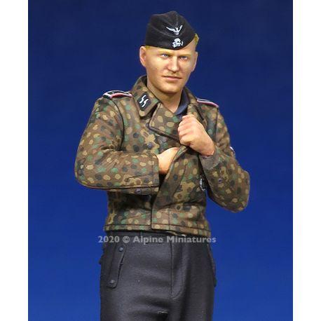 Alpine Miniatures 35273 WSS Panzer NCO