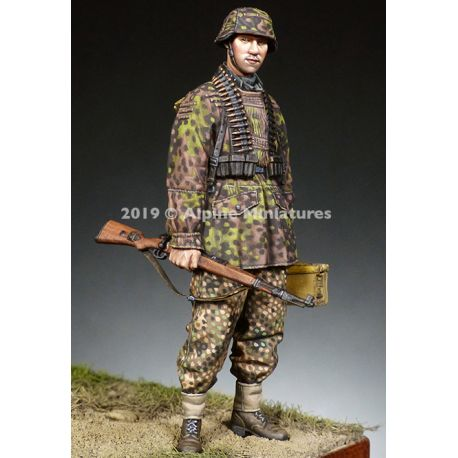 "Alpine Miniatures 35267 Ammo Carrier 12 SS ""HJ"""
