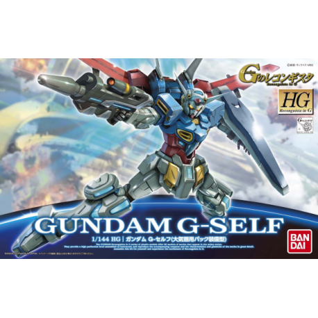 Bandai HG RECONGUISTA IN G GUNDAM G-SELF 5057724
