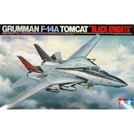TAMIYA 60313 Grumman F-14A Tomcat Black Knights 1/32