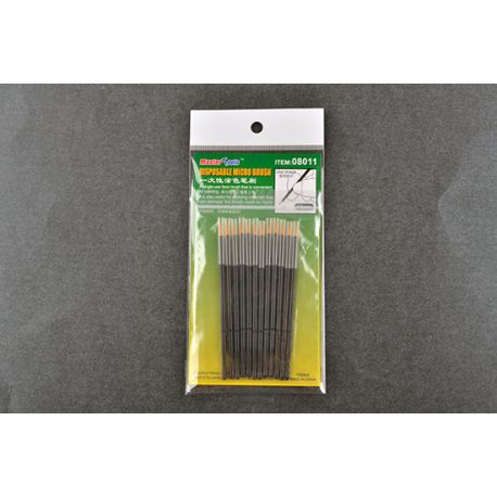 MASTER TOOLS 08011 Disposable Micro Brush