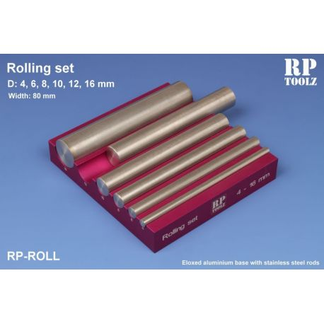 RP TOOLZ- ROLLING SET