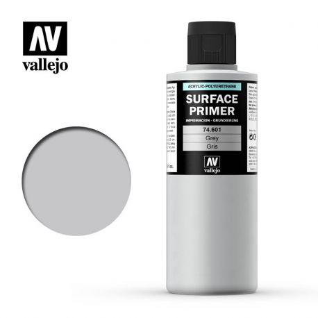 Vallejo Grey Primer -200 ml.