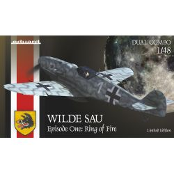 EDUARD 11140 WILDE SAU: Episode one Ring of Fire Limited edition 1/48