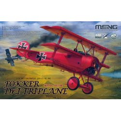 MENG MODEL QS002 Fokker Dr.I Triplane 1/32 ( Wingnut Wings)