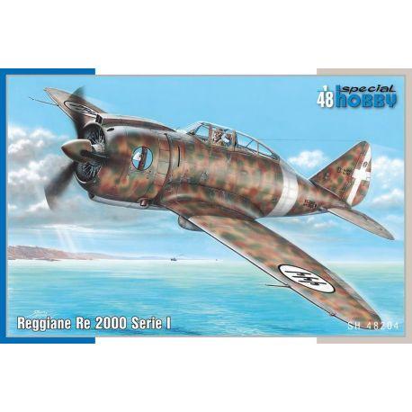 SPECIAL HOBBY 48204 Reggiane Re.2000 Falco 1/48