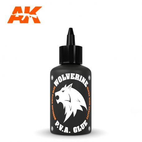 AK INTERACTIVE 12014 Wolverine p.v.a. Glue