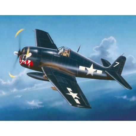 TRUMPETER 02257 F6F-5 Hellcat 1/32